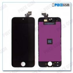 ECRAN LCD + VITRE TACTILE POUR IPHONE 5 Noire