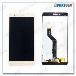 ECRAN LCD + VITRE TACTILE pour HUAWEI HONOR 5X OR