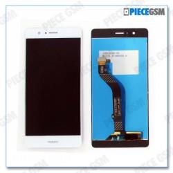 ECRAN LCD + VITRE TACTILE pour HUAWEI P9 LITE blanc