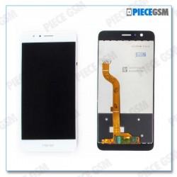 ECRAN LCD + VITRE TACTILE pour HUAWEI HONOR 8 BLANC