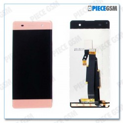 ECRAN LCD + VITRE TACTILE pour SONY XPERIA XA ROSE