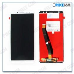 ECRAN LCD + VITRE TACTILE pour HUAWEI MATE 10 LITE BLANC