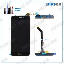 ECRAN LCD + VITRE TACTILE pour HUAWEI HONOR 6C PRO NOIR