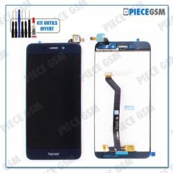ECRAN LCD + VITRE TACTILE pour HUAWEI HONOR 6C PRO BLEU