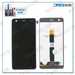 ECRAN LCD + VITRE TACTILE pour NOKIA 2