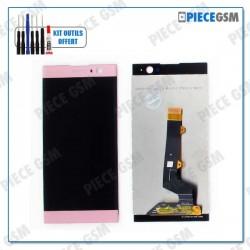 ECRAN LCD + VITRE TACTILE  pour SONY XPERIA XA2 ROSE