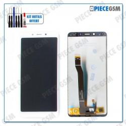 ECRAN LCD + VITRE TACTILE pour XIAOMI REDMI 6A BLANC