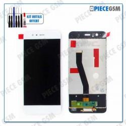 ECRAN LCD + VITRE TACTILE pour HUAWEI P10 BLANC