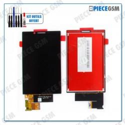 ECRAN LCD + VITRE TACTILE POUR BLACKBERRY KEY 2