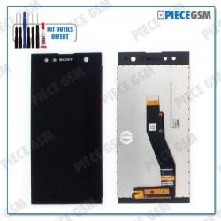 ECRAN LCD + VITRE TACTILE  pour SONY XPERIA XA2 ULTRA NOIR