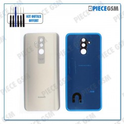 COQUE ARRIERE CACHE BATTERIE pour HUAWEI MATE 20 LITE OR