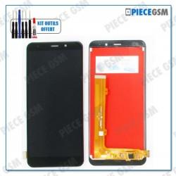 ECRAN LCD + VITRE TACTILE  pour SFR ALTICE S61 NOIR