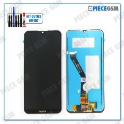 ECRAN LCD + VITRE TACTILE pour HUAWEI HONOR 8A NOIR