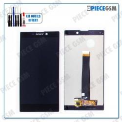 ECRAN LCD + VITRE TACTILE pour SONY XPERIA L2 NOIR