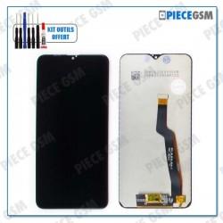 ECRAN LCD + VITRE TACTILE pour SAMSUNG A10 NOIR