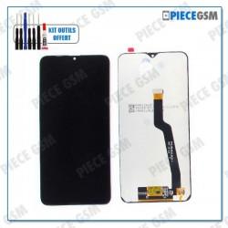 ECRAN LCD + VITRE TACTILE pour SAMSUNG M10 NOIR